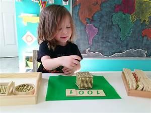DIY Montessori Math Beads Imagine Our Life