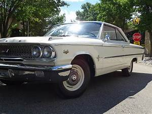 1963 Ford Galaxie 1500 Miles White 2 Door Sedan 427 Cid V8