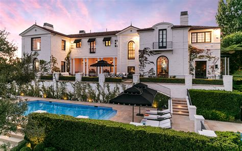los angeles real estate and homes for sale christie s