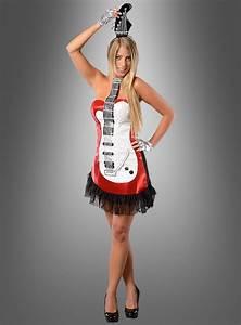 Kostüm Für 80er Jahre Mottoparty : glam rock gitarren kost m rot karnevalskost m damen 80er jahre mottoparty ebay ~ Frokenaadalensverden.com Haus und Dekorationen
