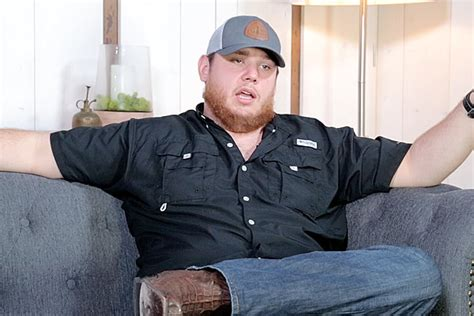 Luke Combs Left Town Like A Hurricane But Makes Up For It