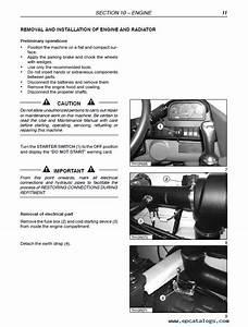 New Holland Lm1133 Telehandler Download Pdf Repair Manual