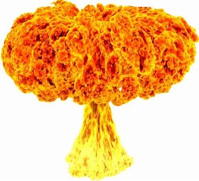 Explosion Transparent Nuclear Nuke Fire Confirmed Apocalypse