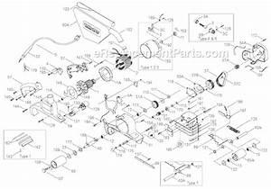 Porter Cable 3x21 Variable Speed Belt Sander