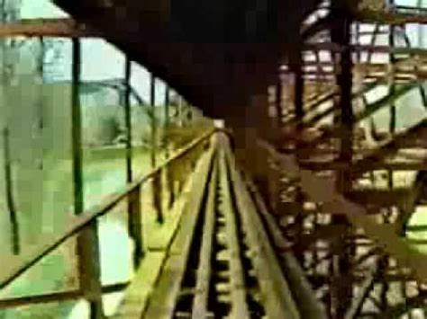 The Beast Kings Island Tunnel