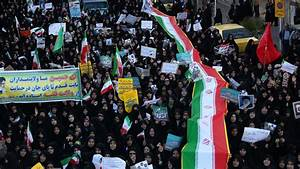 Trump vows 'support' for Iran protestors, weighs sanctions ...