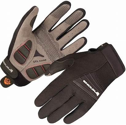 Gloves Mtb Cycling Fingered Glove Tredz Monty