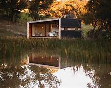 Off Grid Home Design by The Pump House A Compact Off Grid Home In Australia