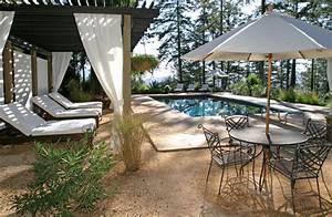 Pool Cabana - Mediterranean - Pool - San Francisco - by