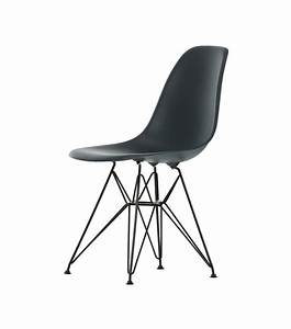 Eames Plastic Side Chair : eames plastic side chair dsr basic dark chair vitra milia shop ~ Bigdaddyawards.com Haus und Dekorationen