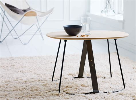 modern wood side table cuero