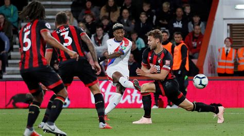 Watch Free Highlights of Bournemouth v Palace - News ...