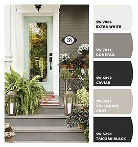 Paint colors from Chip It! by Sherwin-Williams i love the