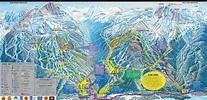 Whistler Blackcomb Ski Resort Map - Whistler Canada • mappery