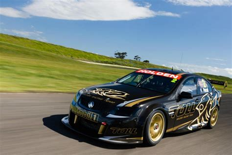 holden racing team  supercar cotf unveiled