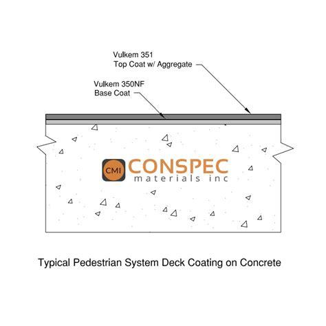 Vulkem Deck Coating Color Chart