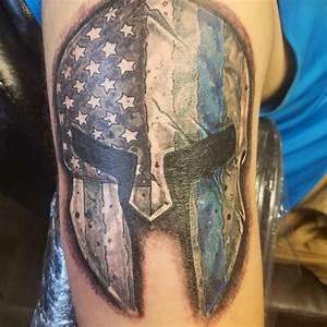 Law Enforcement Tattoo idea … | Pinteres…