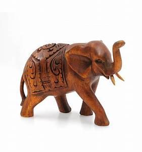Elephant Porte Bonheur : statuette l phant trompe en l 39 air porte bonheur feng shui inde ~ Melissatoandfro.com Idées de Décoration