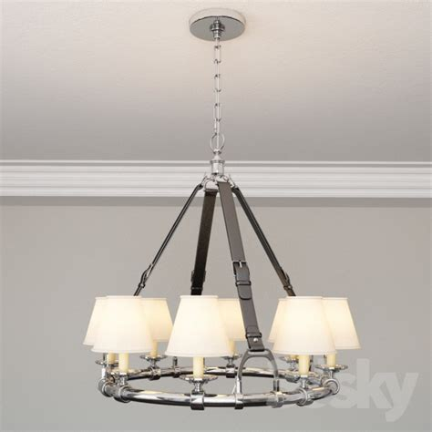 ralph chandelier 3d models ceiling light ralph westbury