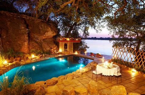 tongabezi safari lodge victoria falls hotels safari