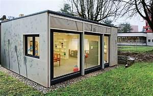 Container Zum Wohnen : innovative containerbauten f r arbeiten wohnen der zukunft ~ Eleganceandgraceweddings.com Haus und Dekorationen