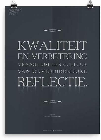 Onderwijs Posters Prikkelende Onderwijsmaakjesamen Citaten Quotes Maak
