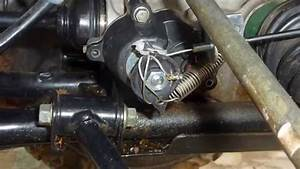 Brute Force Actuator 2wd-4wd