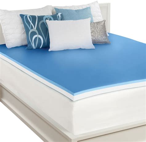 jcpenney air bed sealy 3 memory foam mattress topper shopstyle