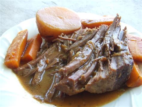 pot roast crock pot recipe deliciously easy crock pot pot roast recipe food