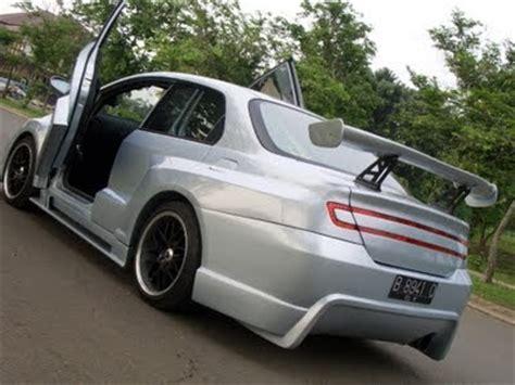 Baleno Car Modification by Best Cars Modification Suzuki Baleno 2002 Modified