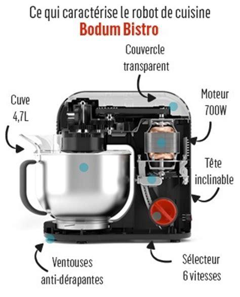 de cuisine bodum kit de cuisine bodum bistro 11381 913 blanc