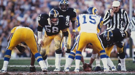 Jack Lambert Put The Iron Fist In