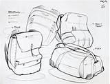 Bookbag Drawing Bag Kang Getdrawings sketch template