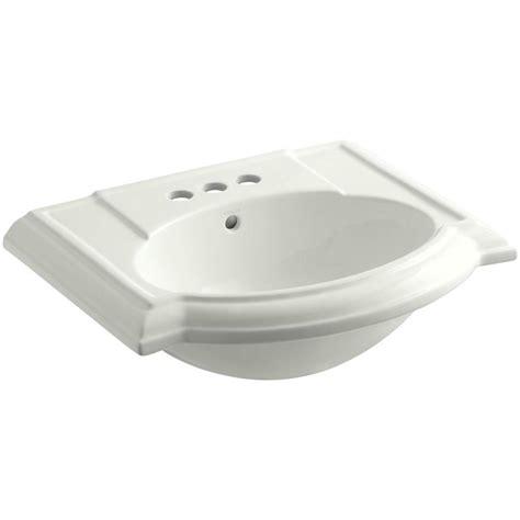 glacier bay shelburne pedestal sink glacier bay shelburne 20 in pedestal sink basin in bone f
