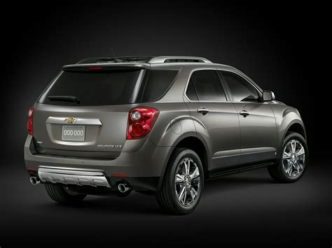 New 2015 Chevrolet Equinox  Price, Photos, Reviews