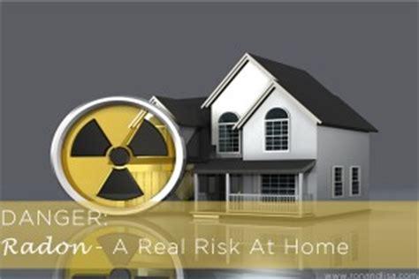 radon dangera real risk  home