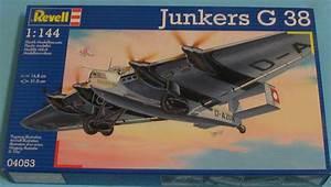Junkers G 38 : revell ag 1 144 junkers previewed by scott van aken ~ Orissabook.com Haus und Dekorationen