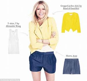 Sneak peek into Gwyneth Paltrow's spring wardrobe: How to