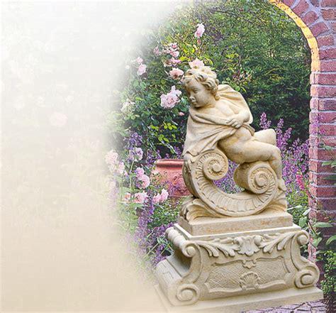 Steinfiguren Für Den Garten  Figuren Aus Stein Für Den