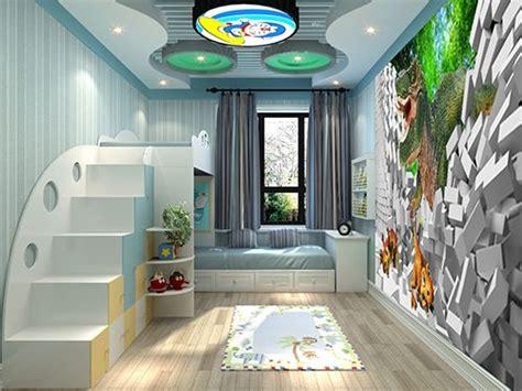 chambre 3d tapisserie papier peint poster géant décoration murale 3d