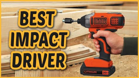impact driver  impact driver reviews youtube