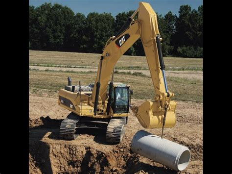 caterpillar  reach  excavators  sale