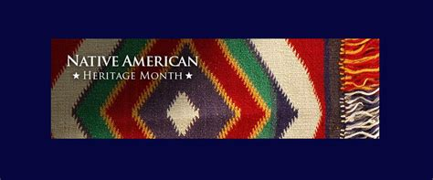 native american heritage month caa