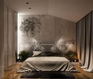 chambre design 8 exemples de jolie chambre adulte With deco chambre parentale design