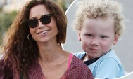 Minnie Driver FINALLY reveals the identity of son Henry's ...
