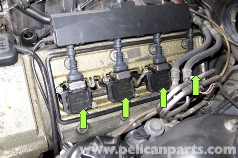 bmw   series spark plug coil replacement