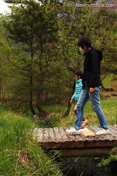 帰り道の散策でいいとこみっけ!からの雨(´・ω・`) GW平湯キャンプ その3 | ABBM OUTDOOR