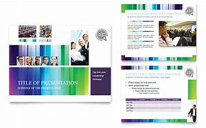 business leadership conference powerpoint presentation With conference presentation template ppt