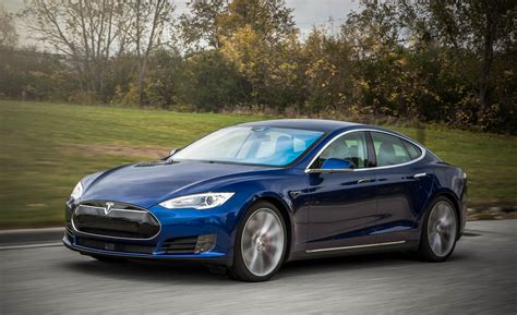 2018 Tesla Model S P90d 9393 Cars Performance Reviews