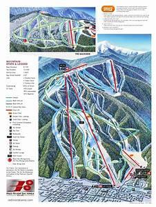 Red River Ski Area Trail Map  U2022 Piste Map  U2022 Panoramic